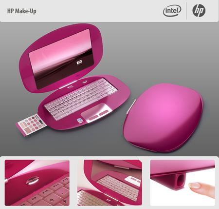 Notebook HP Make-up
