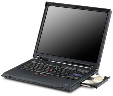 Popularne problemy laptopów IBM Thinkpad R